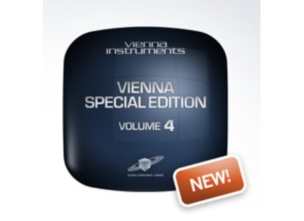 VSL (Vienna Symphonic Library) Vienna Special Edition Volume 4 – Special Winds & Choir