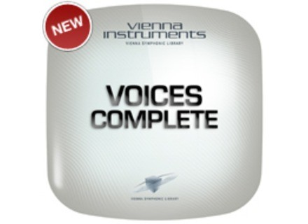 VSL (Vienna Symphonic Library) Voices Complete