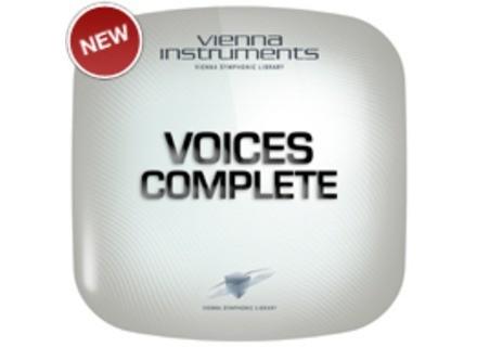 VSL Voices Complete