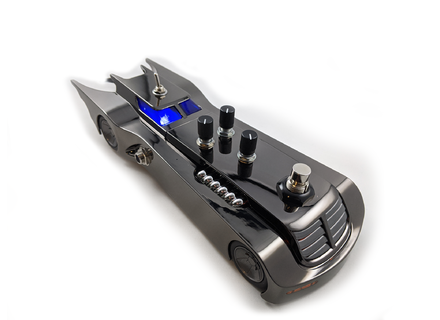 VVco Pedals DarkKnight distortion pedal