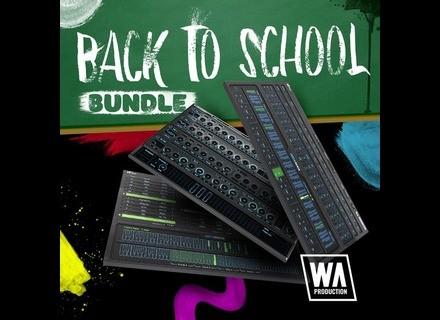 W.A. Production Back to School Bundle