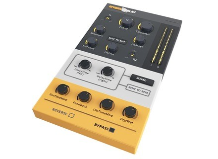 W.A. Production SphereDelay