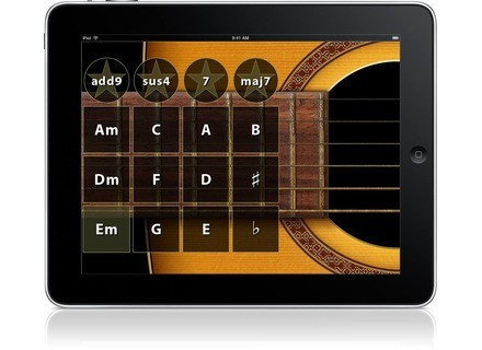 Wallander Instruments WI Guitar App