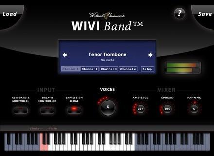 Wallander Instruments Wivi Band