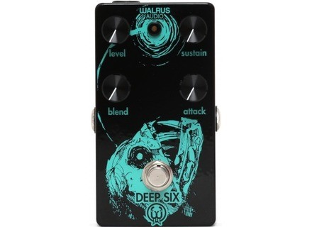 Walrus Audio Deep Six Anglerfish