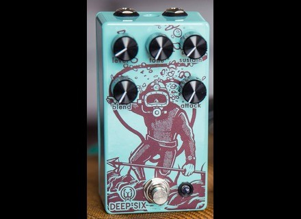 Walrus Audio Deep Six v3