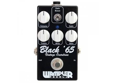 Wampler Pedals Black '65 Vintage Overdrive