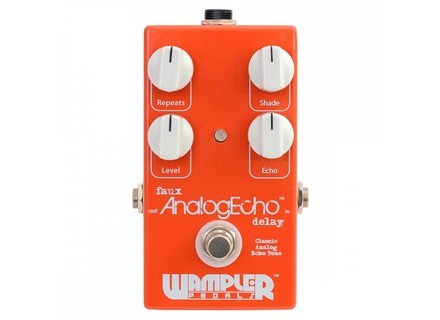 Wampler Pedals Faux Analog Echo Delay