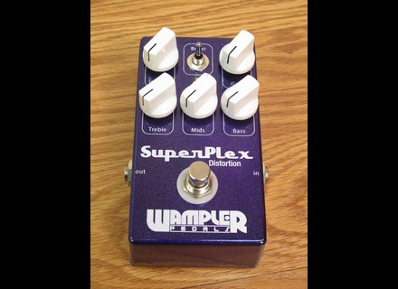 Wampler Pedals SuperPlex Distortion