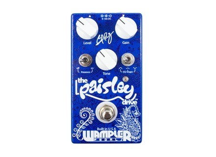 Wampler Pedals The Paisley Drive 2016