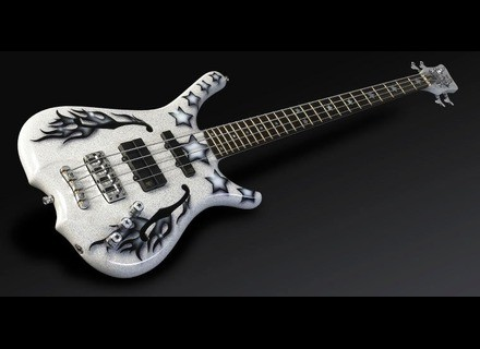 Warwick Bootsy Collins Star Signature