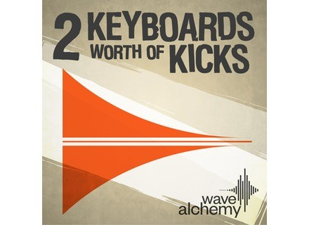 Wave Alchemy 2 Keyboards Worth of Kicks