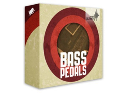Wave Alchemy Bass Pedals