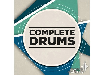 Wave Alchemy Complete Drums