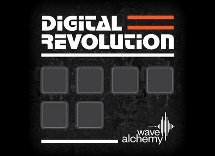 Wave Alchemy Digital Revolution SE