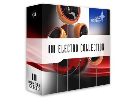 Wave Alchemy Electro Collection