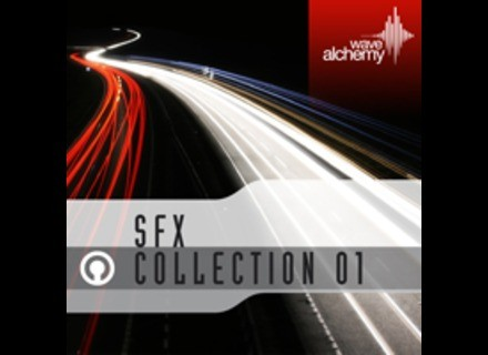Wave Alchemy SFX Collection 01