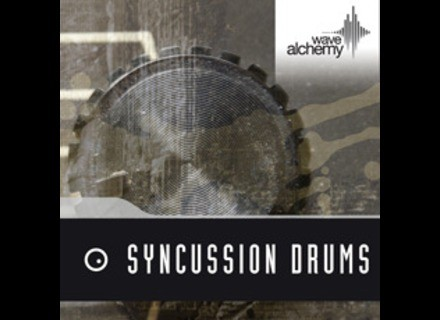 Wave Alchemy SYNCUSSION DRUMS