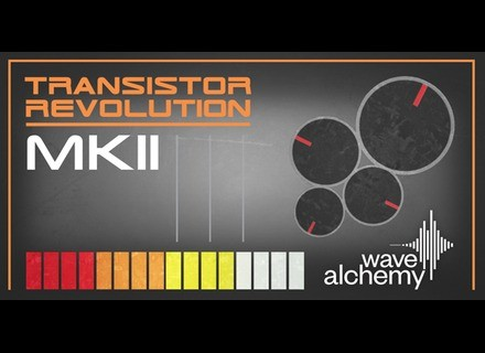 Wave Alchemy Transistor Revolution MKII