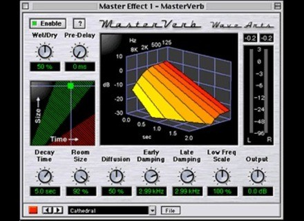 Wave Arts MasterVerb