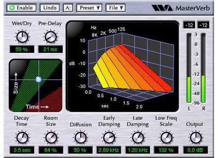 Wave Arts MasterVerb 4