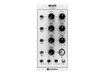 Wavefonix Mixer Stereo