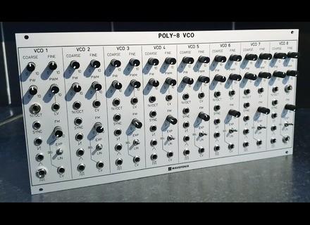 Wavefonix Poly-8 VCO