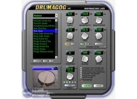 Wavemachine Labs Drumagog Basic