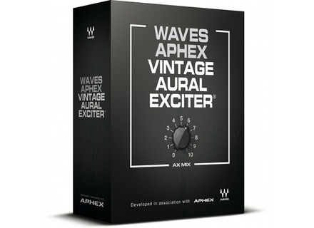 Waves Aphex Vintage Aural Exciter