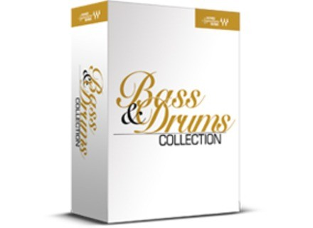 Waves Bass & Drums Collection