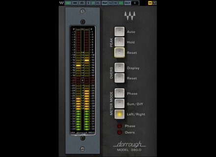 Waves Dorrough Meter Collection Stereo
