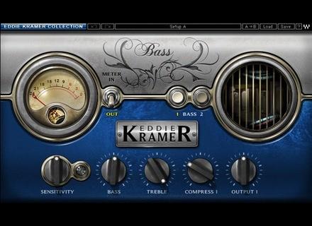 Waves Eddie Kramer Bass Channel