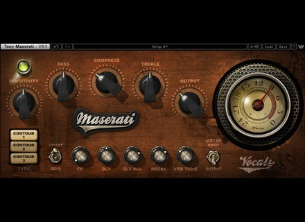 Waves Maserati VX1 Vocal Enhancer