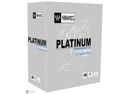 Waves Platinum TDM Bundle