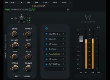 Waves StudioRack V11