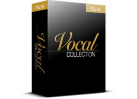 Waves Vocal Collection