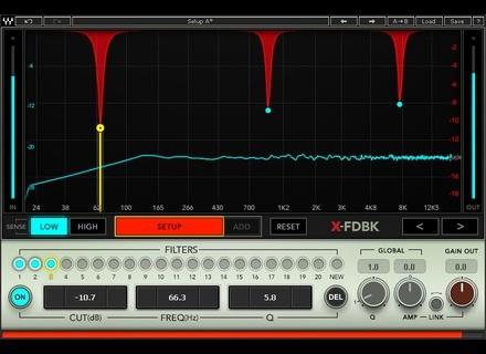 Waves X-FDBK