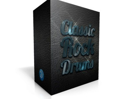 Wavesfactory Classic Rock Drums
