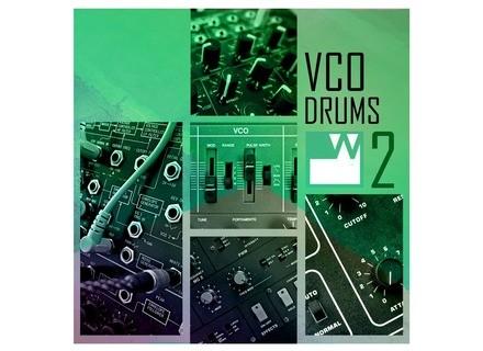 waveshaper VCO Drums VOL2