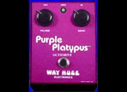 Way Huge Electronics Purple Platypus Octidrive