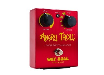 Way Huge Electronics WHE101 Angry Troll Boost