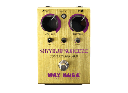 Way Huge Electronics WHE103 Saffron Squeeze mkII