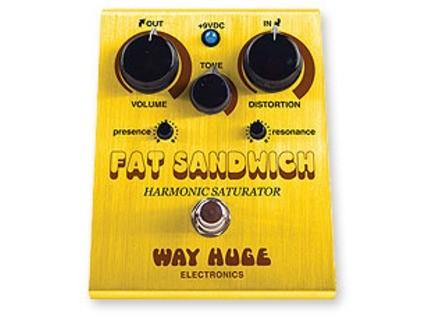 Way Huge Electronics WHE301 Fat Sandwich Distortion