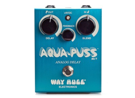 Way Huge Electronics WHE701 Aqua Puss Analog Delay