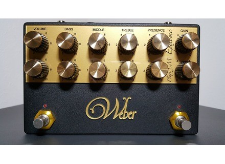 Weber Effects Plexi CM Epitome