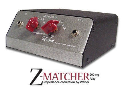Weber Z-Matcher