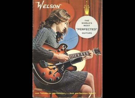 Welson Golden Arrow stereo