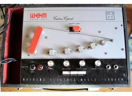 Wem Watkins Echo Unit Custom Copycat