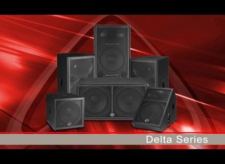 Wharfedale Delta Series