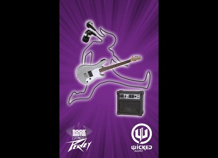 Wicked Audio Rockmaster